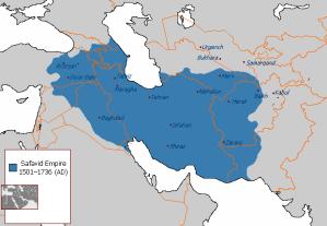 Safavid Empire (1501-1722 AD)