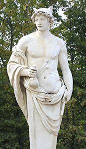 Hermès-Hermes-Statue