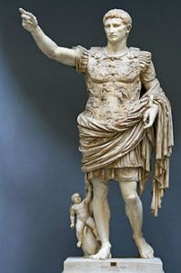 Augustus (63 B. C. - 14 A. D.)
