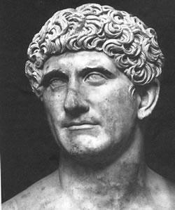 Mark Antony (83 B.C. - 30 B. C.)