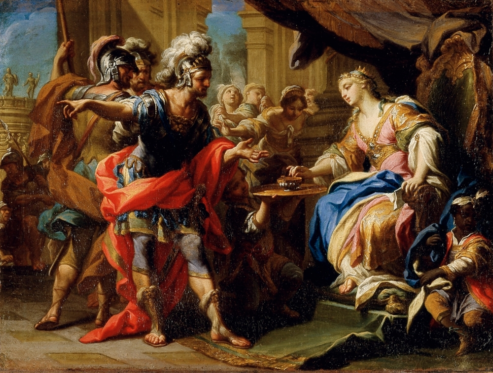 Antony and Cleopatra and the Book of Daniel (1/6)