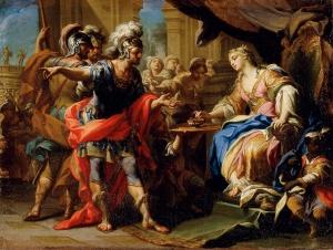 """""""Antony and Cleopatra"""" by Andrea Casali"""