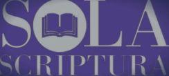 sola scripturay 2