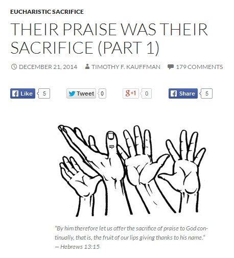 How Bread Worshipers Have Misused Prophecy in Malachi Chapter 1